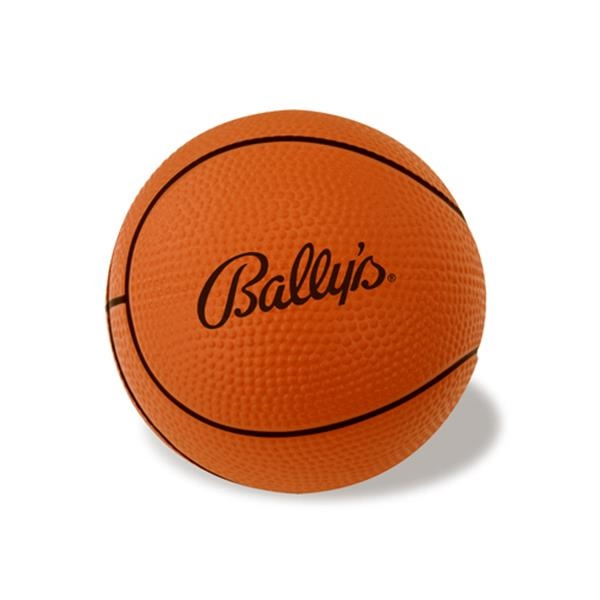 Basketball - Stress Reliever Sports Ball Photo