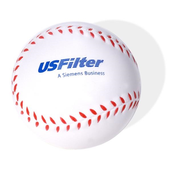 Baseball - Stress Reliever Sports Ball Photo