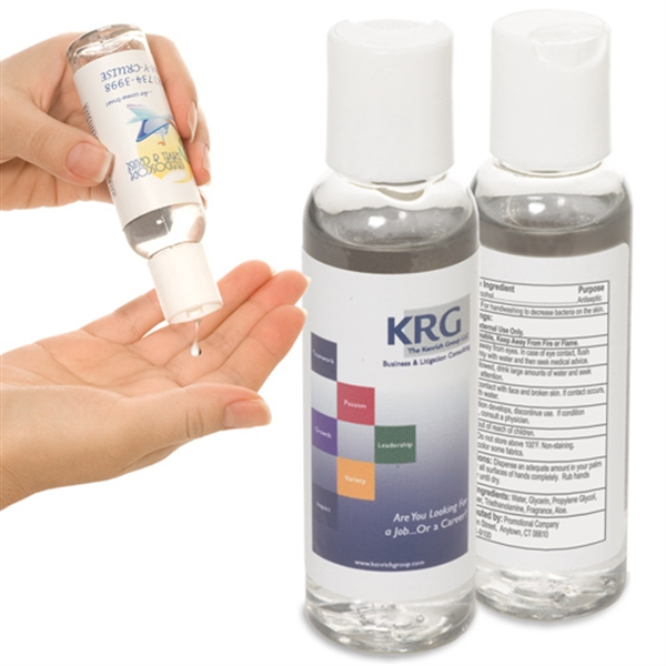 Hand Sanitizer, 2 Oz Photo
