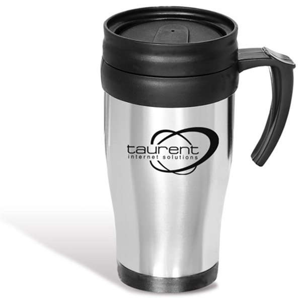 Stainless Steel Commuter Mug Photo
