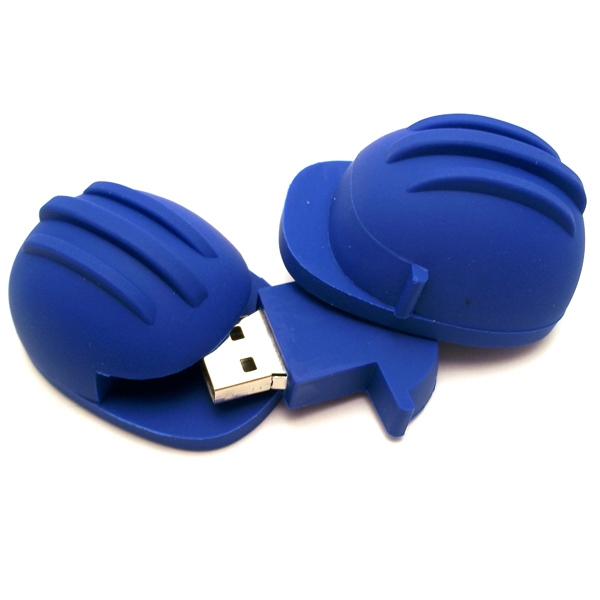 1gb - Baseball Helmet Usb Drive Photo