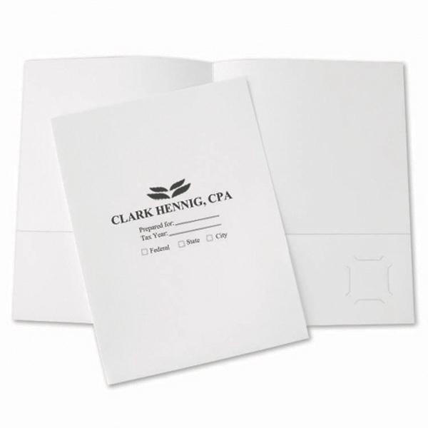 "Budget - Printed - 9"" X 12"" Pocket Folder Photo"