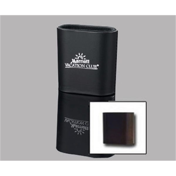 Plastic Black Dice Cup/shaker Photo