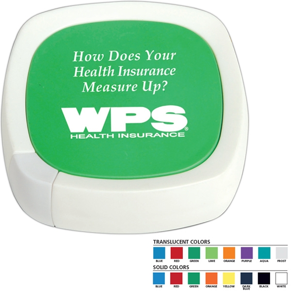 Patient Care Tape Measure With Ergonomic Design And 5' Cloth Tape Photo