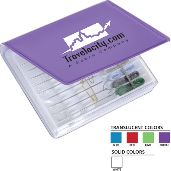 Traveler Pre-threaded Sewing Kit Photo