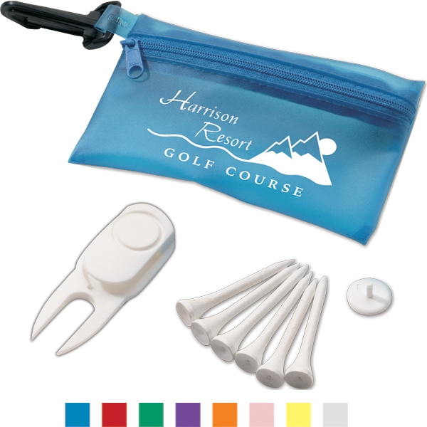 Links - Travel Kit With Basic Golf Tools Photo