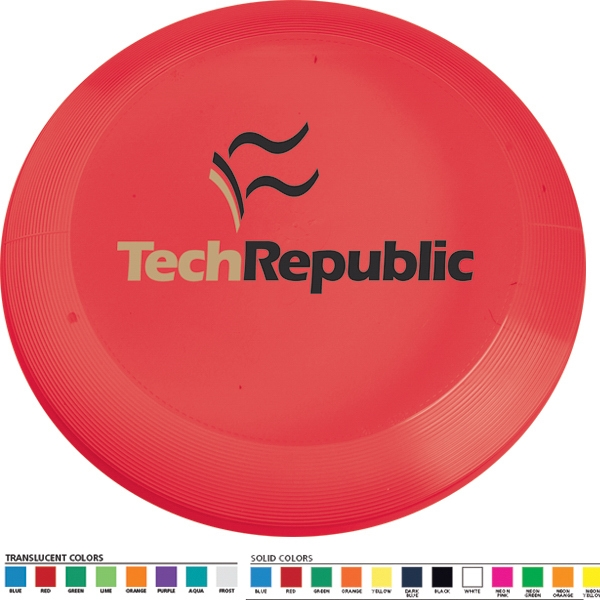 "Professional Frequent Flyer (tm) - Flying Disc, 9"", 105 Gram Photo"