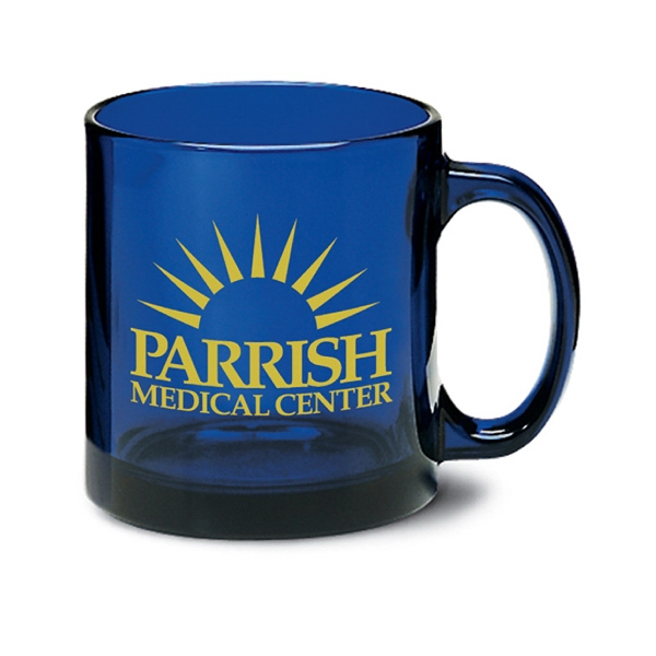 Libbey (r) Fashion - Cobalt Mug, 13 Ounces Photo