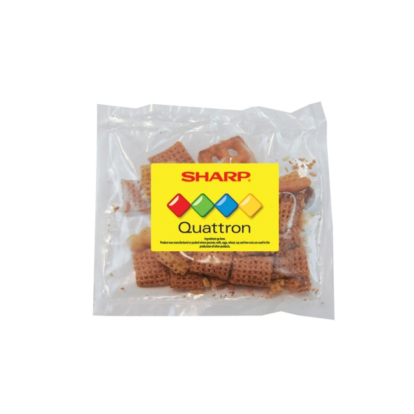 Candy King - Large Promo Candy Pack With Chex Mix. Chex Mix In Promotional Pack Photo