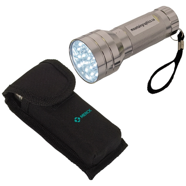 Twenty One Led Mini Flashlight Photo