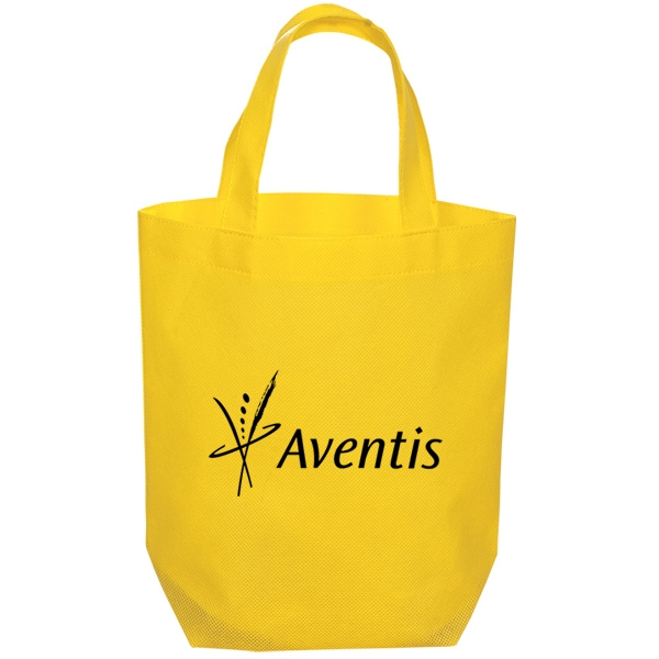 Non Woven 90 Gram Polypropylene Mini Tote Bag Photo