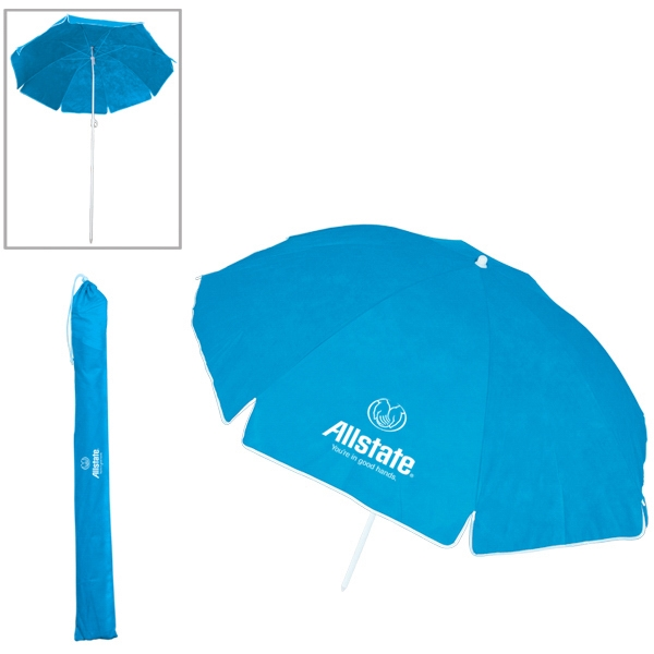 Non Woven Patio/beach Umbrella Photo