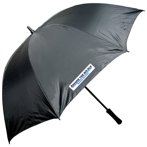 "Golf Umbrella, 30"" Rib Length, 60"" Arc Photo"