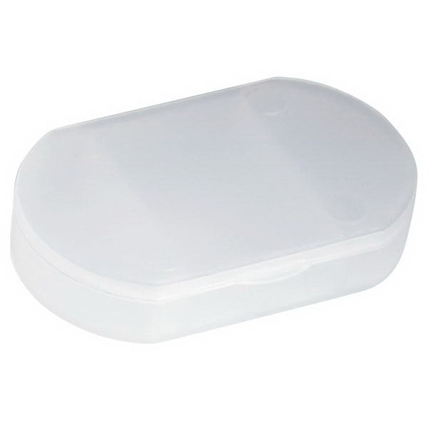 Oval Shape Pill Holder