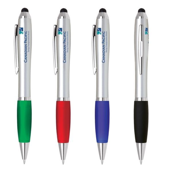 Quadro - Touch Stylus Pen. Twist Action Pen. Stylus Compatible With All Capacitive Screens Photo
