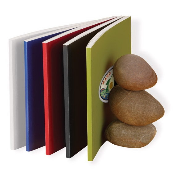 Pietra - Stone Paper Notebook With 40 White Lined Sheets Photo