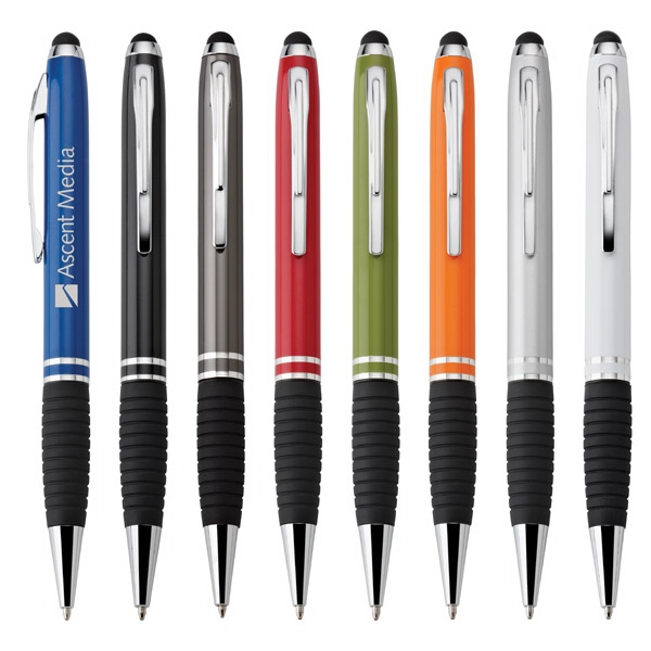 Gadget - Twist-action Ballpoint Aluminum Pen/stylus Photo