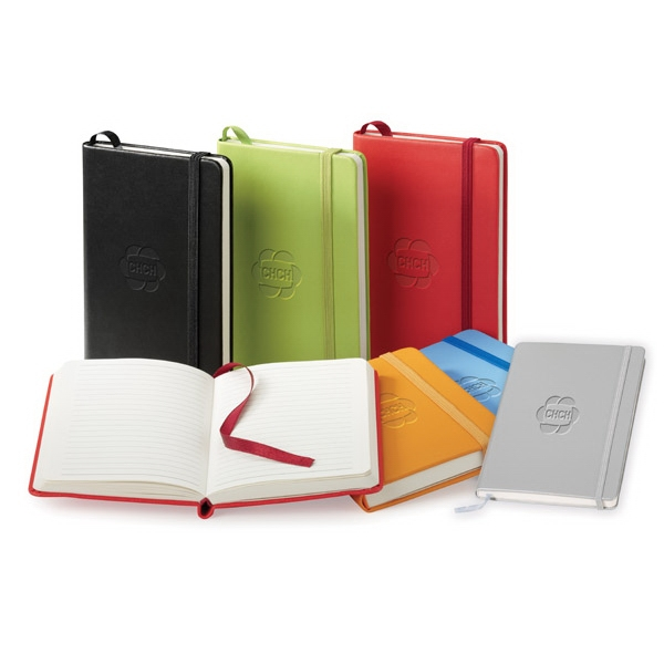 Neoskin (r) - Non-refillable Hard Cover Journal With 192 Ivory Lined Pages Photo