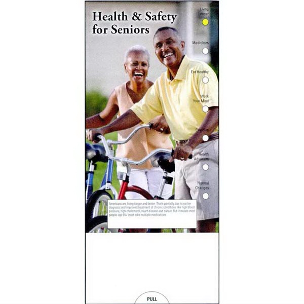 Make Better Choices And Live Healthier During Senior Years With This Pocket Guide Photo