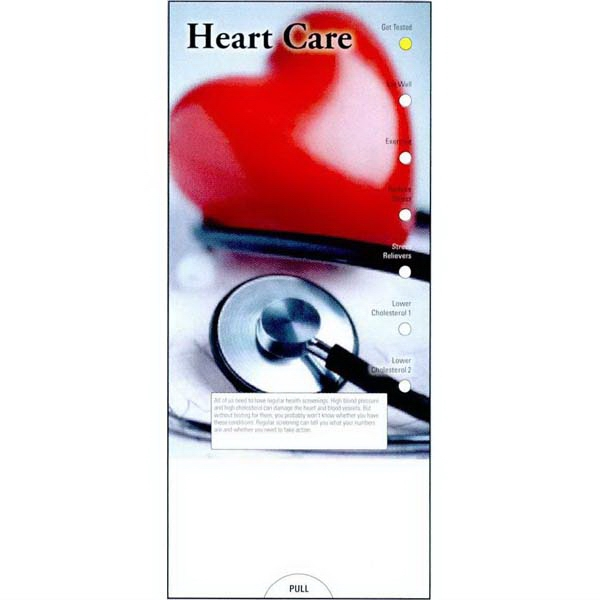 Learn The Warning Signs And Preventative Heart Care With This Pocket Guide Photo