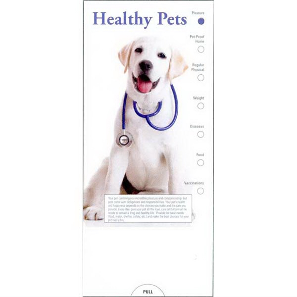 Pocket Guide Tips For Pets. Keep Your Pet Healthy And Happy Photo
