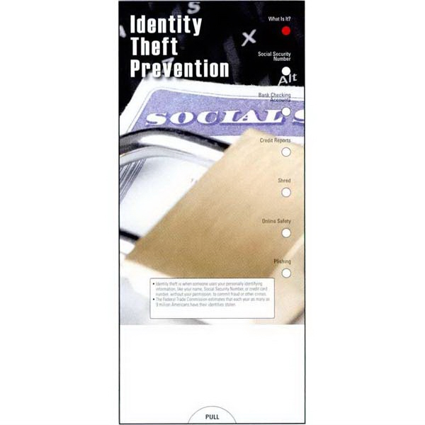 Pocket Guide Tips For Identity Theft Prevention Photo