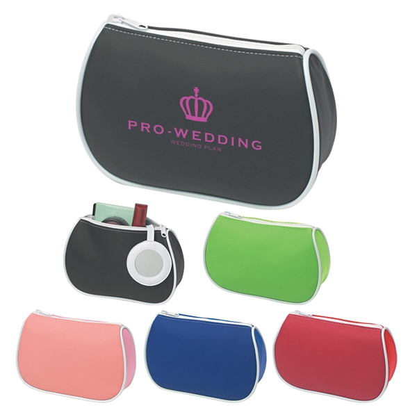 Amenities Bag With Mirror Photo
