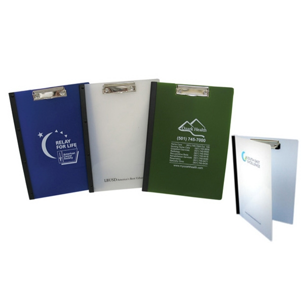 3-way Flap Clipboard Folder. Very Heavy Duty Photo