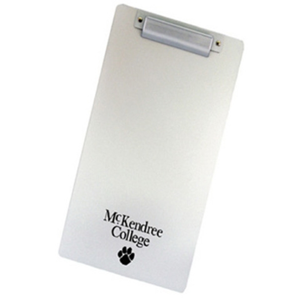 Legal Size Aluminum Plastic Clipboard Photo
