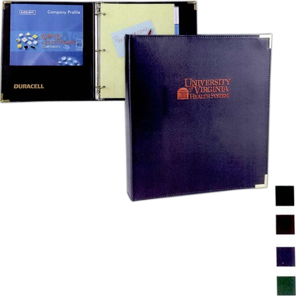 "1 1/2"" Traditions Ring Binder"