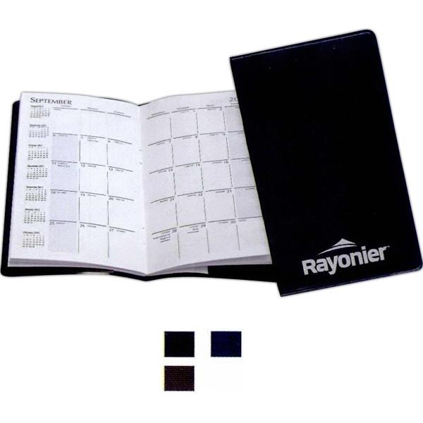 12-Month Pocket Planner