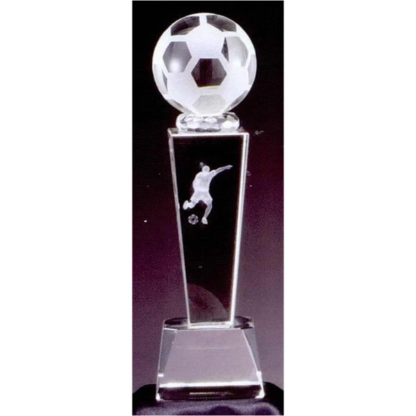 Football - Sport Crystal Awards Offer The Finest Awards To The Finest To Be Awarded Photo