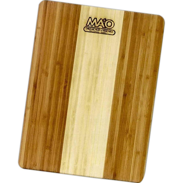 Bamboo Cutting Board. The Environment Friendly Choice Of Cutting Boards Photo