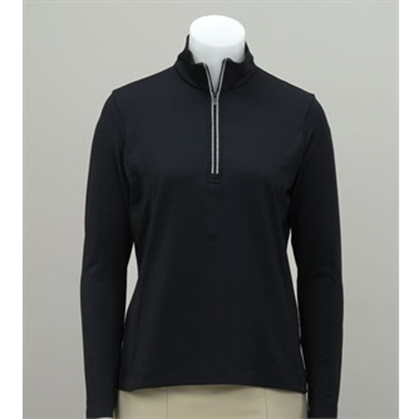 Greg Norman Women's Play Dry® 1/4-Zip Active Pullover