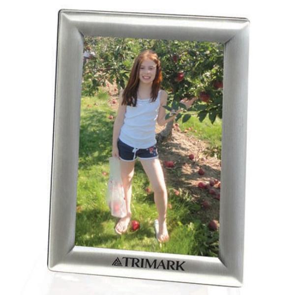 "Antique Silver Frame - 5"" x 7"""
