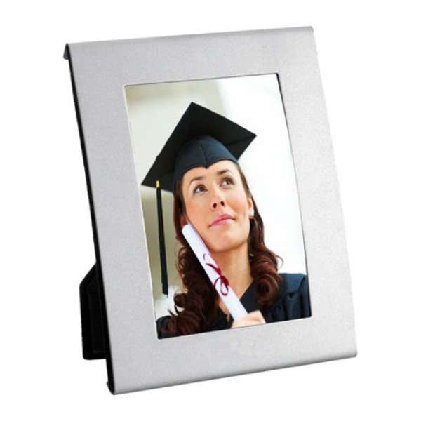 """Curved Frame - 4"""" x 6"""" Photo"""
