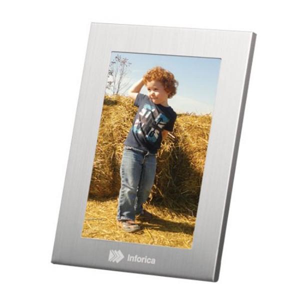 "Aluminum Frame - 4"" x 6"" Photo"