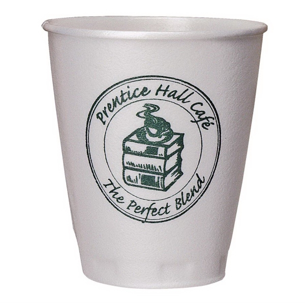 Trophy (r) 500 Line - Hot Or Cold 8 Oz. Cups. Product May Be Recycled Photo