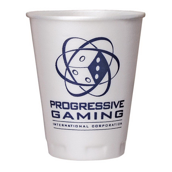 Trophy (r) 500 Line - Hot Or Cold 10 Oz. Cups. Product May Be Recycled Photo