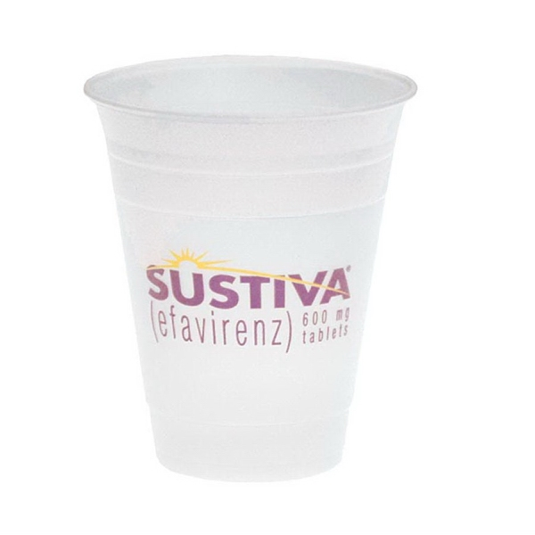 500 Line - Tall 16 Oz. Translucent Cup Photo