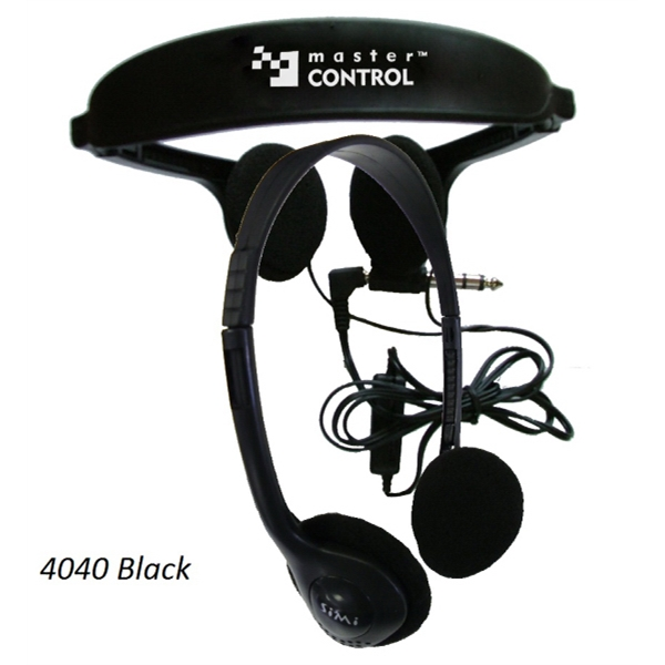 Stereo Audio Headphone with Comfort Band