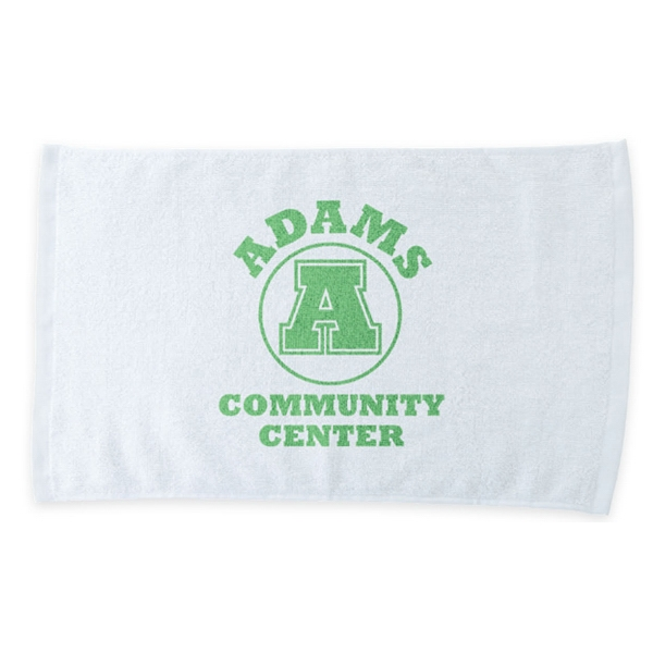Rally Towel Is 100 % Cotton Photo