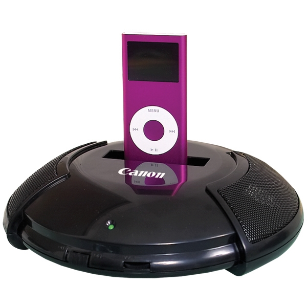 Docking Station Speaker System For Ipod And Other Mp3 Players And Audio Devices Photo