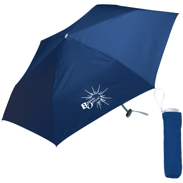 "Folding Umbrella, 21"" Rib Length, 42"" Arc Photo"