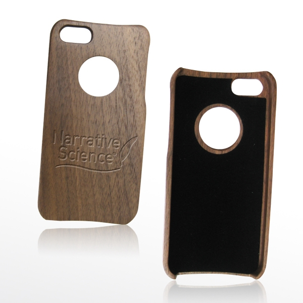 Wood Case For Iphone 5 Photo