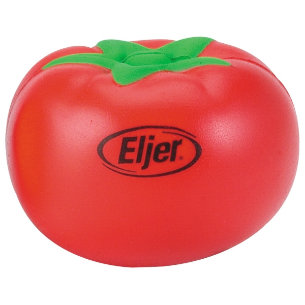 Tomato Shaped Stress Reliever Photo