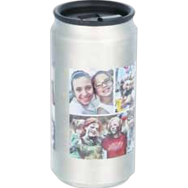 Fizz - 12 Oz Double-wall Vacuum Insulated Stainless Steel Can Tumbler Photo
