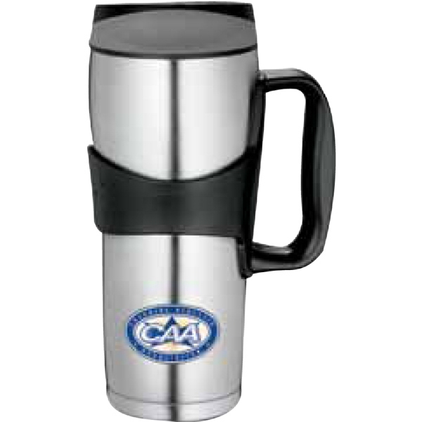 Zippo (r) - 16 Oz Stainless Steel Travel Mug With Stainless Steel Liner Photo