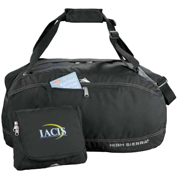High Sierra (r) Pack-n-go - Duffel Bag Made Of 600 Denier Polycanvas Photo