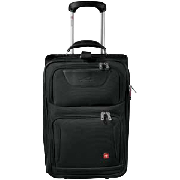 "Wenger (r) - 21"" Wheeled Carry-on Bag, 840 Denier Cross-weave Nylon. Tsa-compliant Photo"